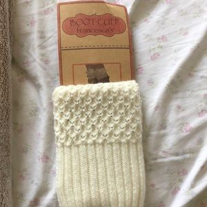 Francesca's Collections boot cuffs